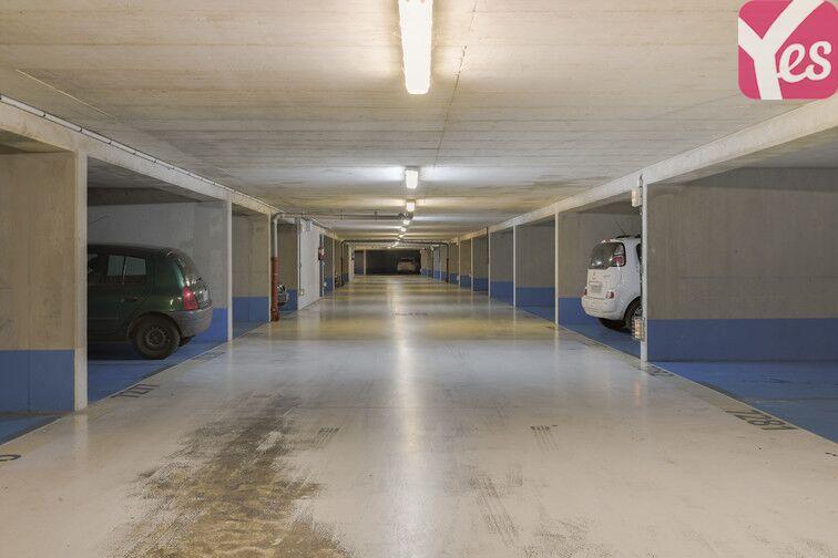 Parking Les Epinettes - Le Fort - Issy-les-Moulineaux sécurisé