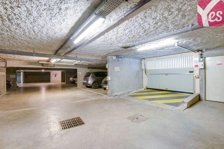 Parking Les îles - La Ferme - Place Chabanne - Issy-les-Moulineaux rue Mail Alfred Boucher