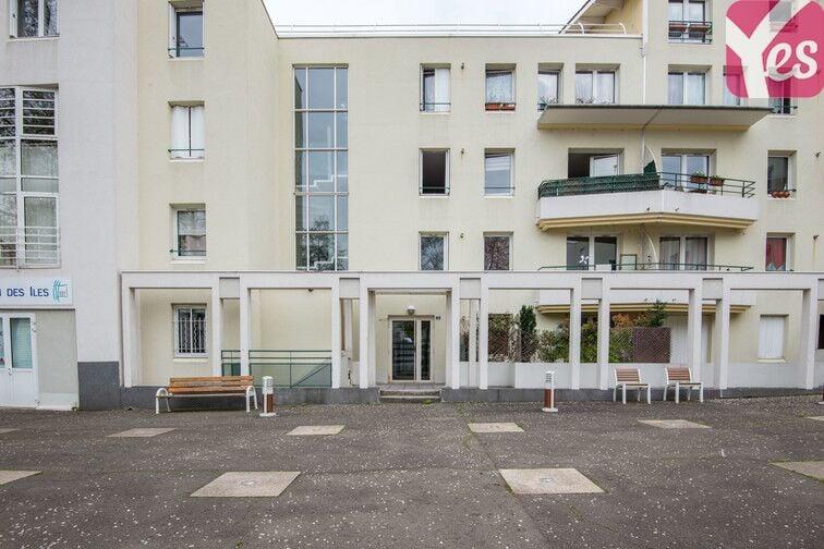 Parking Les îles - La Ferme - Place Chabanne - Issy-les-Moulineaux caméra