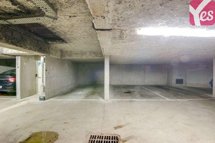 Parking Les îles - La Ferme - Place Chabanne - Issy-les-Moulineaux souterrain