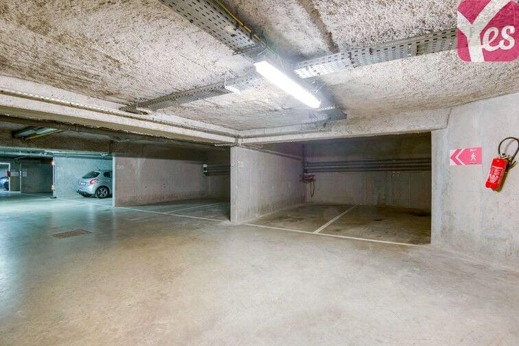 Parking Les îles - La Ferme - Place Chabanne - Issy-les-Moulineaux gardien