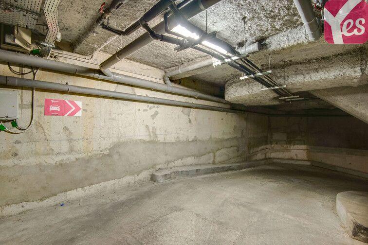 Parking Les îles - La Ferme - Place Chabanne - Issy-les-Moulineaux garage
