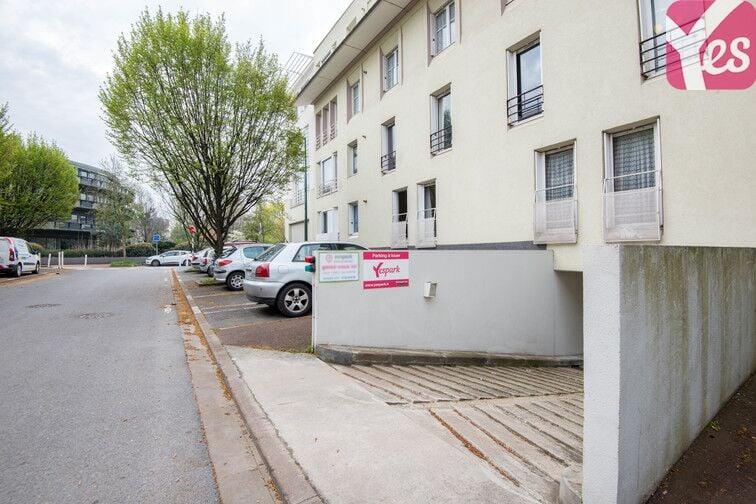 Parking Les îles - La Ferme - Place Chabanne - Issy-les-Moulineaux à louer