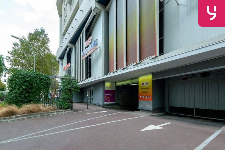 location parking Les iles - La Ferme - Esplanade Raoul Follereau - Issy-les-Moulineaux