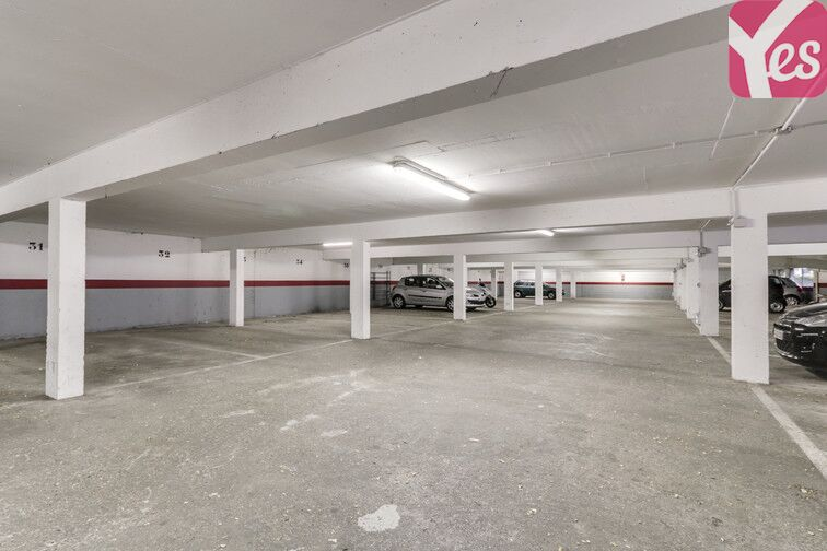 Parking Avenue Maurice Thorez - Ivry-sur-Seine gardien
