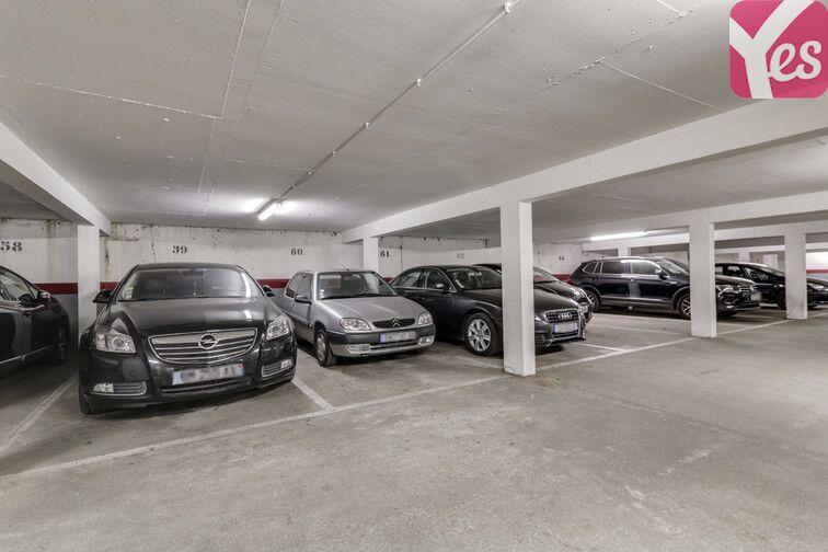Parking Avenue Maurice Thorez - Ivry-sur-Seine en location