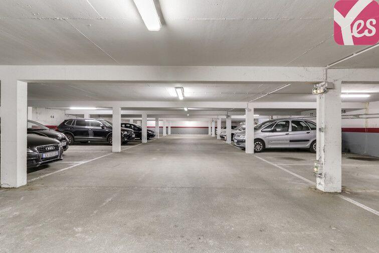 Parking Avenue Maurice Thorez - Ivry-sur-Seine sécurisé