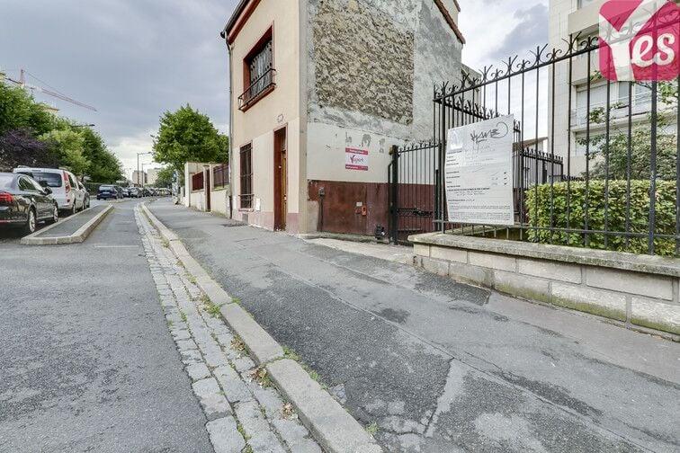 Parking Avenue Maurice Thorez - Ivry-sur-Seine location