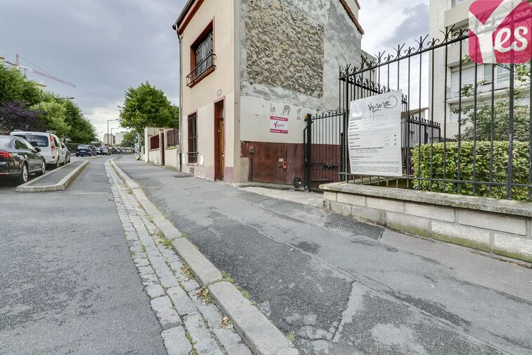 Parking Avenue Maurice Thorez - Ivry-sur-Seine box