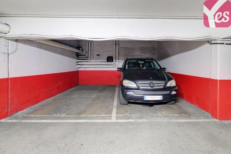 Parking Monmousseau - Verrollot - Rue Gaston Monmousseau - Ivry-sur-Seine sécurisé