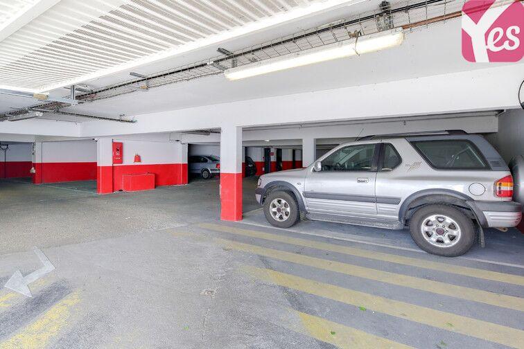 Parking Monmousseau - Verrollot - Rue Gaston Monmousseau - Ivry-sur-Seine location mensuelle