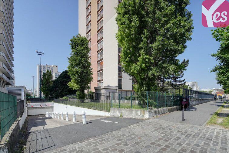 Parking Monmousseau - Verrollot - Rue Gaston Monmousseau - Ivry-sur-Seine box