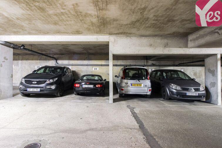 Parking Gripons - Pasteur - Le Kremlin-Bicêtre caméra