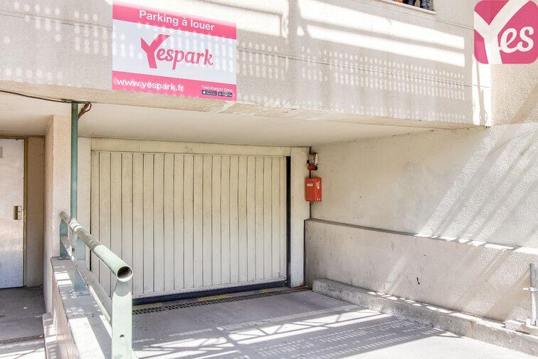 Parking Gripons - Pasteur - Le Kremlin-Bicêtre gardien