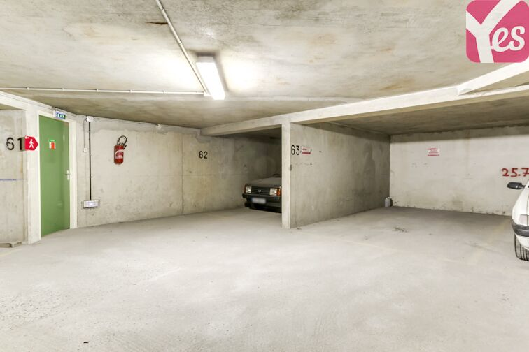 Parking Centre ville - Clichy box