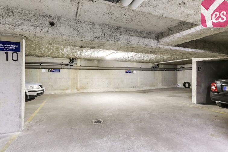 Parking Centre ville - Clichy sécurisé