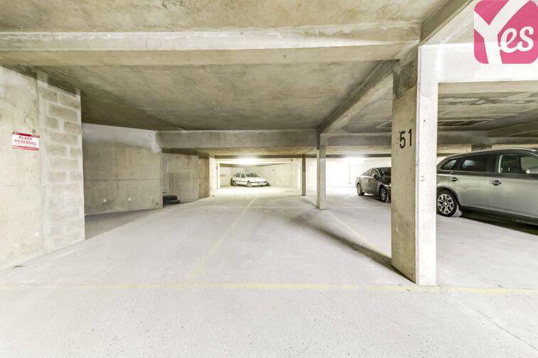 Parking Centre ville - Clichy garage