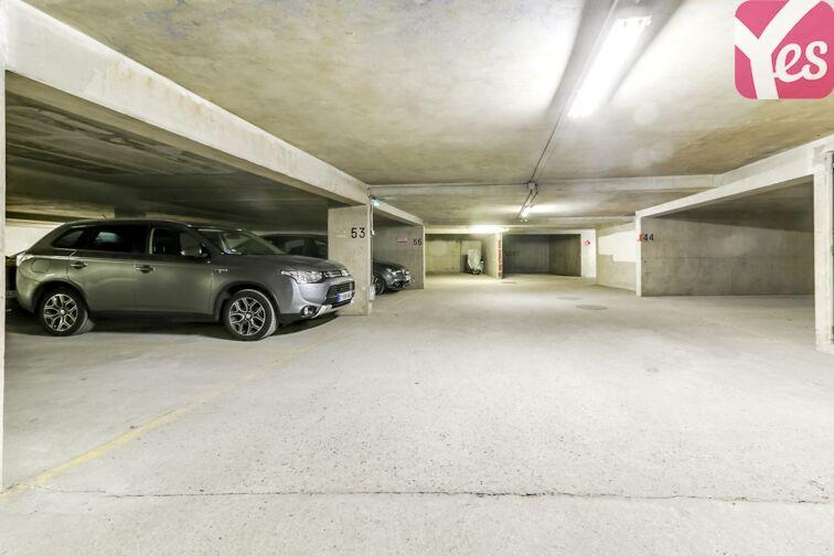 Parking Centre ville - Clichy Clichy