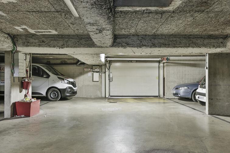 Parking Stade Maurice Hubert - Rueil-Malmaison caméra