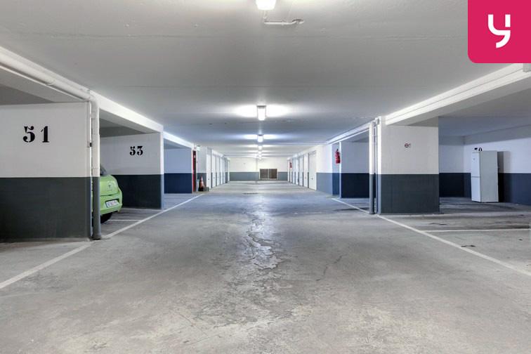 location parking Stade Maurice Hubert - Rueil-Malmaison