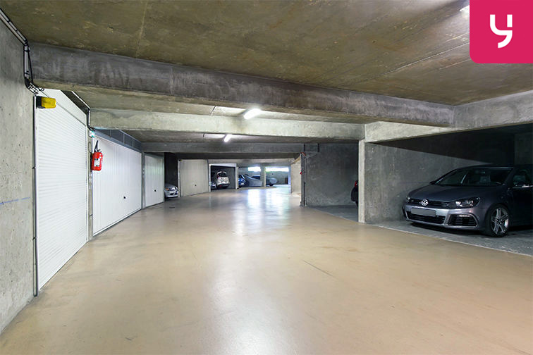 Parking Fouilleuse - Val d'Or - Saint-Cloud 24/24 7/7