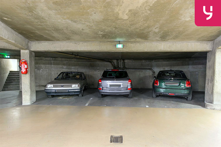 Parking Fouilleuse - Val d'Or - Saint-Cloud avis