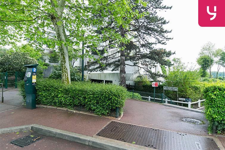 Parking Fouilleuse - Val d'Or - Saint-Cloud Saint-Cloud
