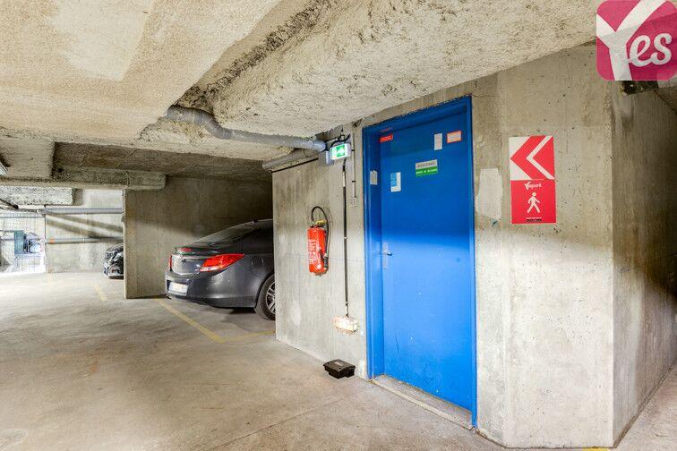 Parking Pasteur - Magenta - Saint-Cloud sécurisé