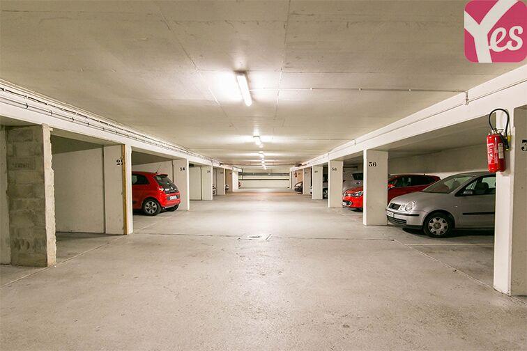 Parking Coteau Rive Droite - Sèvres location mensuelle