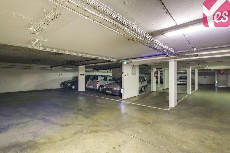 Parking Epi d'Or - Lozaits - Lilas - Villejuif gardien