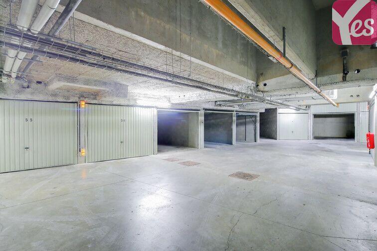 Parking Centre-ville - Villejuif sécurisé