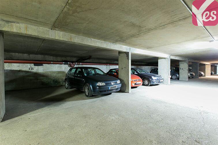 Parking Le Bourget RER - rue du Chevalier de la Barre - Le Bourget en location
