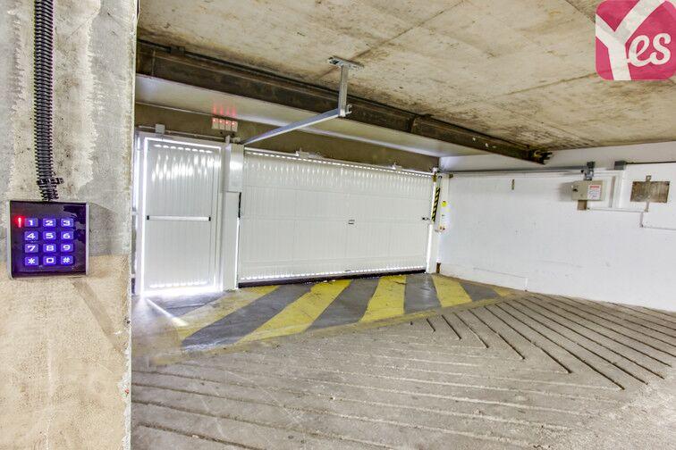 Parking Centre-ville du Bourget - rue du Président Wilson Le Bourget