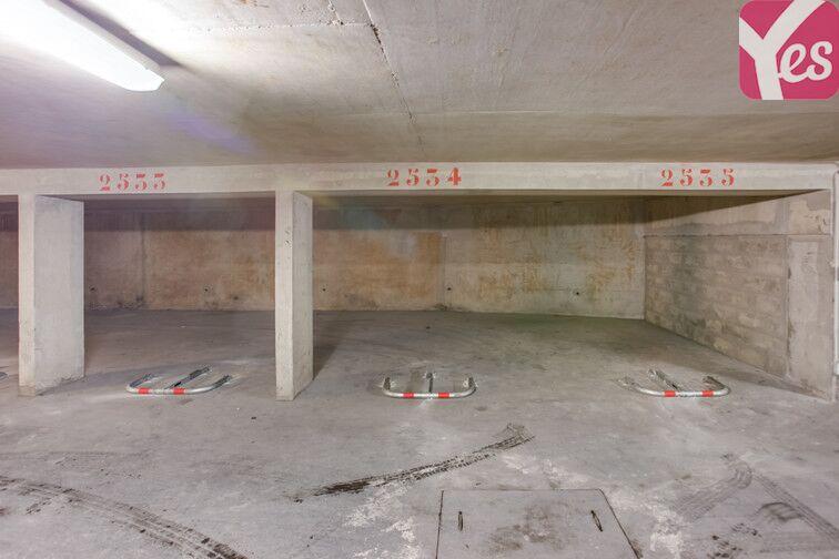 Parking Centre-ville du Bourget - rue du Président Wilson à louer