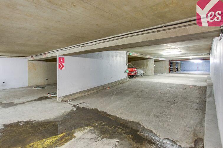 Parking Centre-ville du Bourget - rue du Président Wilson 93350