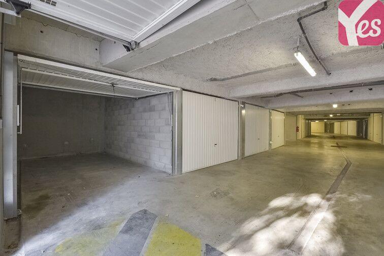 Parking Centre-ville du Bourget - rue du Président Wilson sécurisé