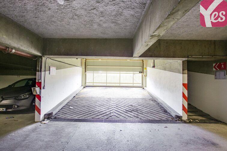 Parking Centre-ville du Bourget - rue de l'Egalité location mensuelle