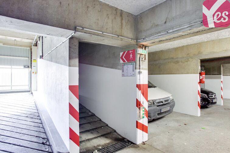 Parking Centre-ville du Bourget - rue de l'Egalité 24/24 7/7