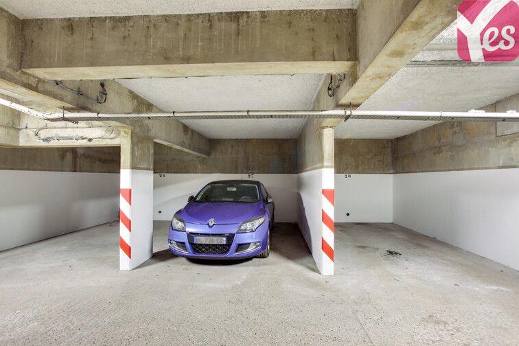 Parking Centre-ville du Bourget - rue de l'Egalité caméra