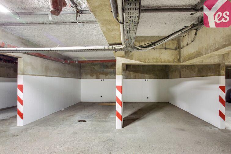 Parking Centre-ville du Bourget - rue de l'Egalité à louer