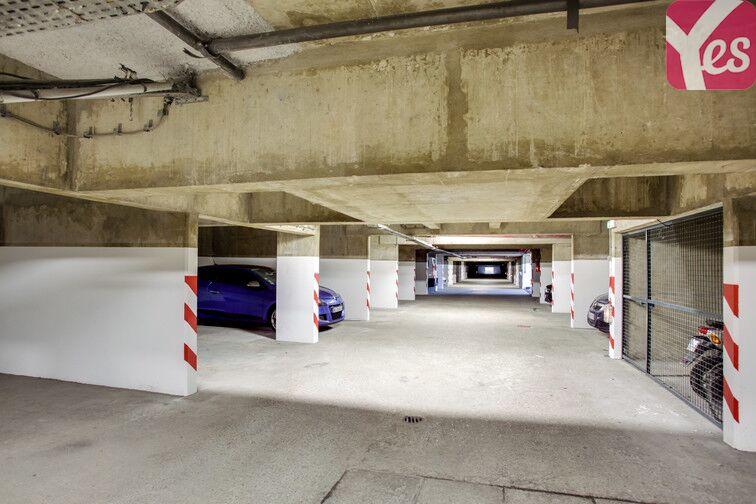Parking Centre-ville du Bourget - rue de l'Egalité box