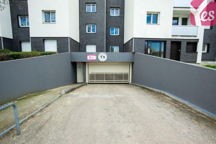 Parking Centre-ville du Bourget - rue de l'Egalité souterrain
