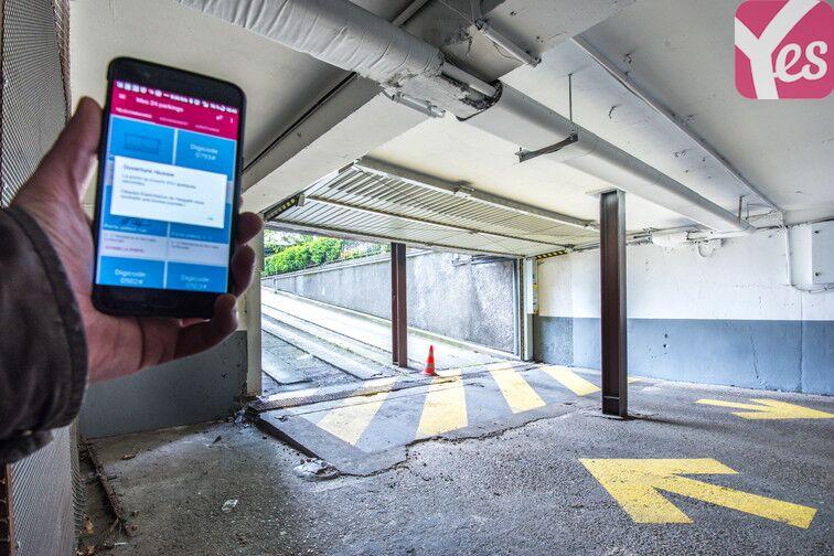 Parking Centre-ville du Bourget - rue Edouard Vaillant 5 Résidence le Gai Logis