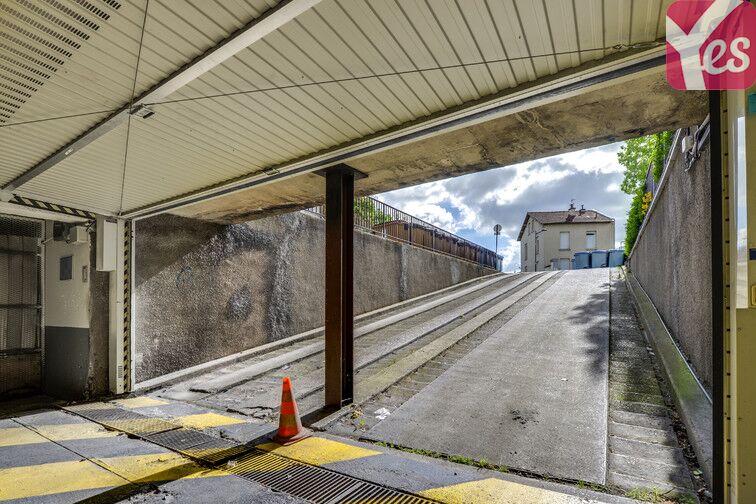 Parking Centre-ville du Bourget - rue Edouard Vaillant en location