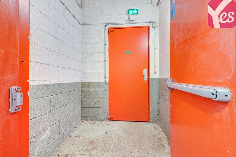 Parking Centre-ville du Bourget - rue Edouard Vaillant garage