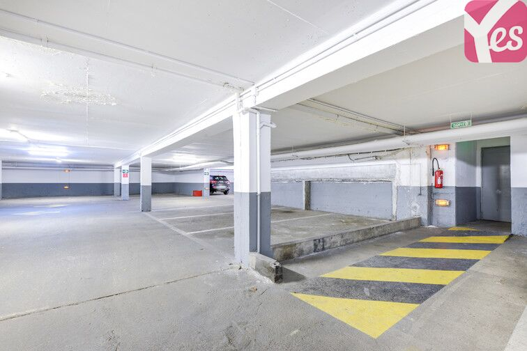 Parking Centre-ville du Bourget - rue Edouard Vaillant box