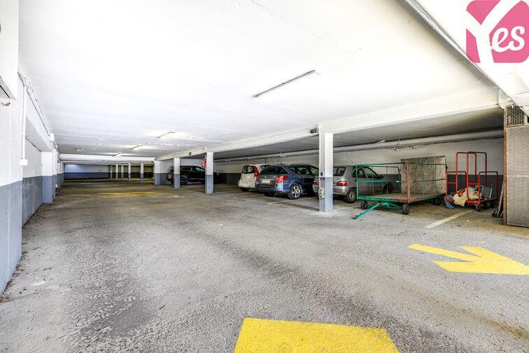 Parking Centre-ville du Bourget - rue Edouard Vaillant location