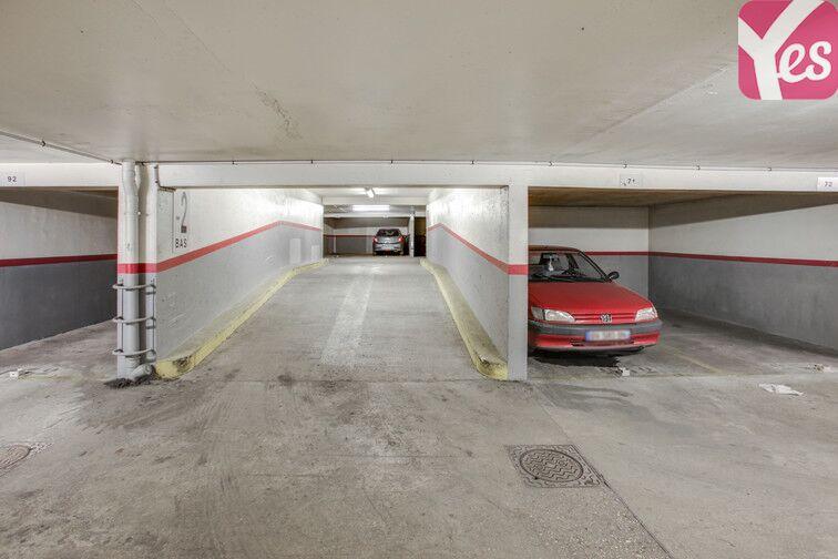 Parking Bruyères - Chassagnolle - Le Pré-Saint-Gervais 24/24 7/7