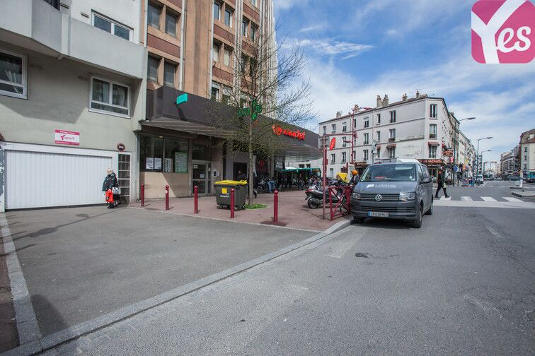 Parking Bruyères - Chassagnolle - Le Pré-Saint-Gervais location