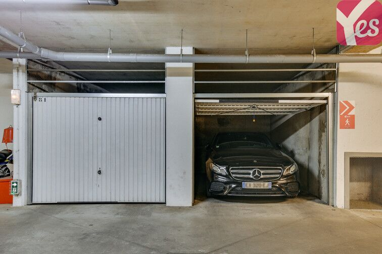 Parking Rue Pachot Laine - Livry-Gargan 24/24 7/7